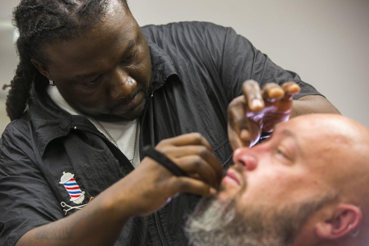 Tip The Barber Barbershop Catering To All Types Of Hair Opens In