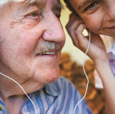 The health benefits of grandparent-grandchild relationships