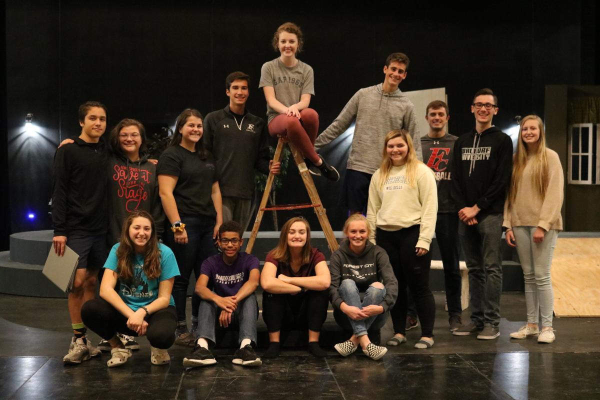 FCHS Fall Musical Cast