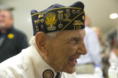 Manly vet receives highest French honor for World War II service (with photos)