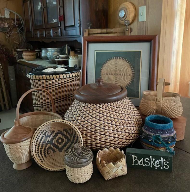 Baskets by Meredith MacDonald