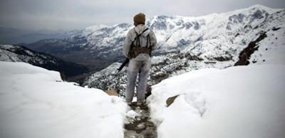 APTOPIX Pakistan Inside the Army