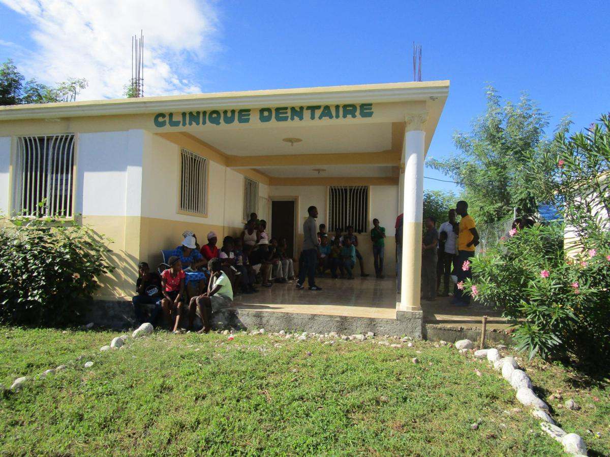 Haiti dental mission trip