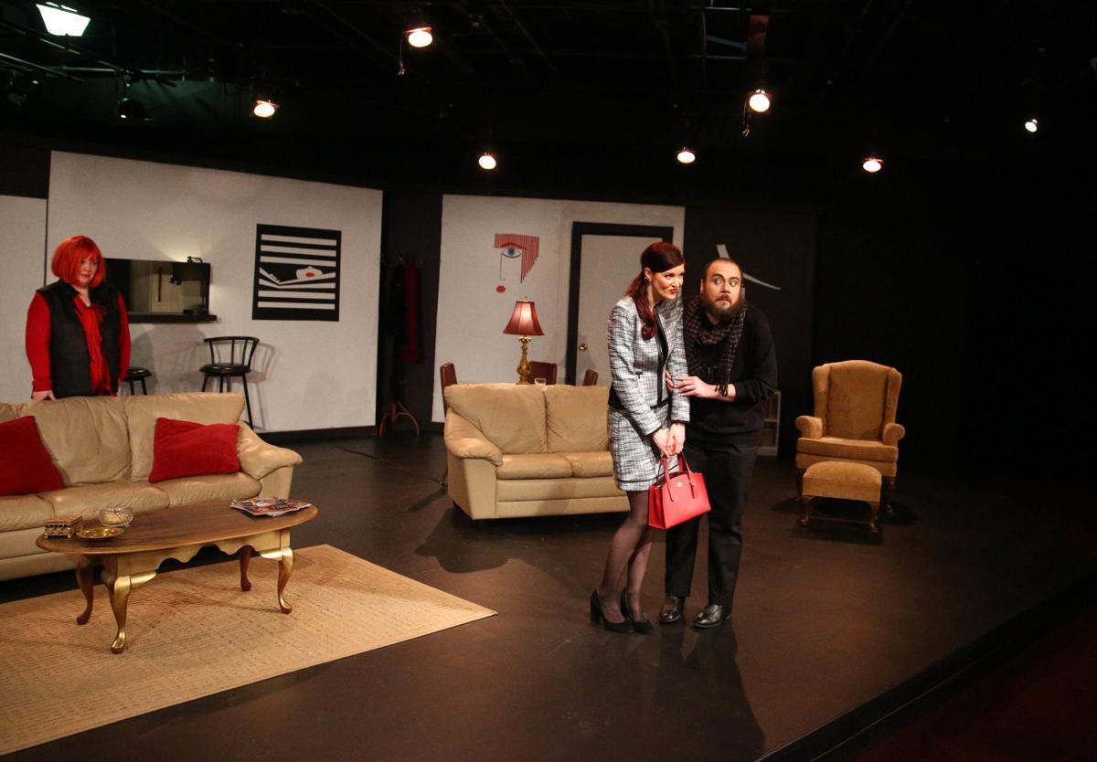 Mason City Community Theatre - The Gingerbread Lady 2