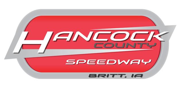 Hancock County Speedway logo