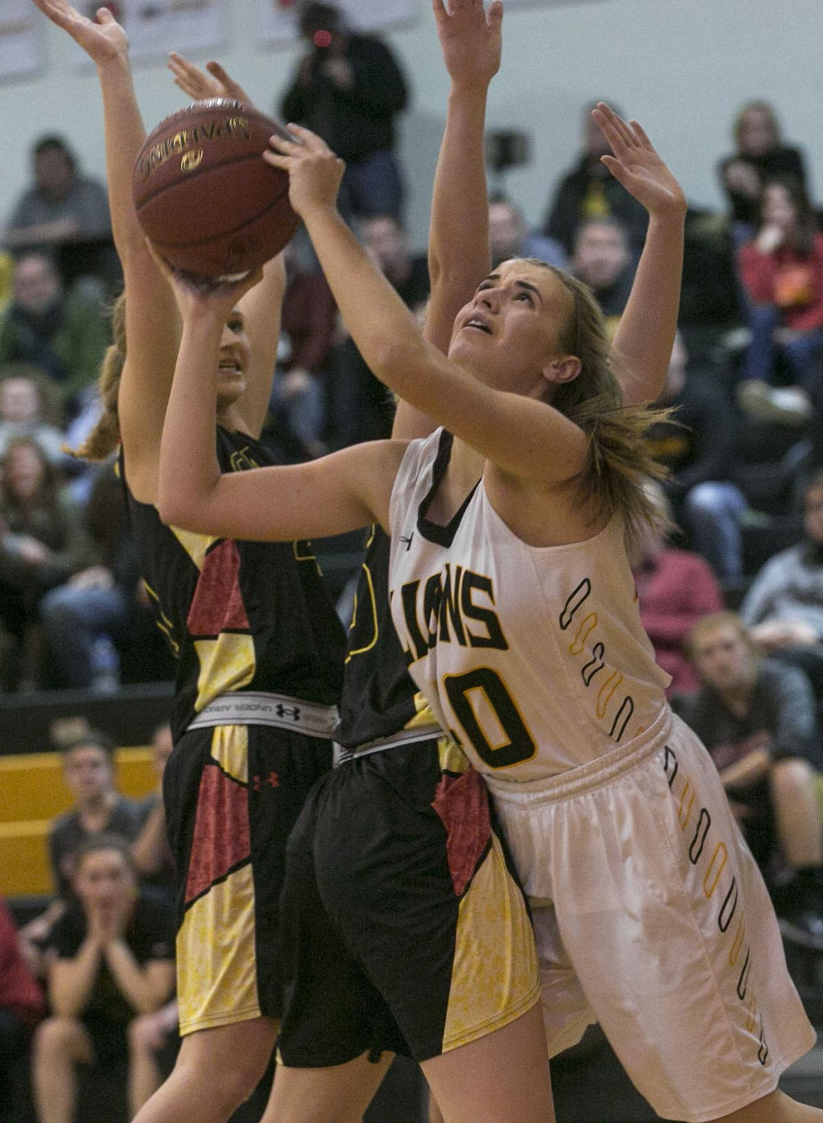 GBBall Clear Lake vs. Iowa Falls-Alden 2