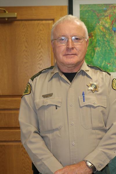 Hancock County Sheriff Scott Dodd