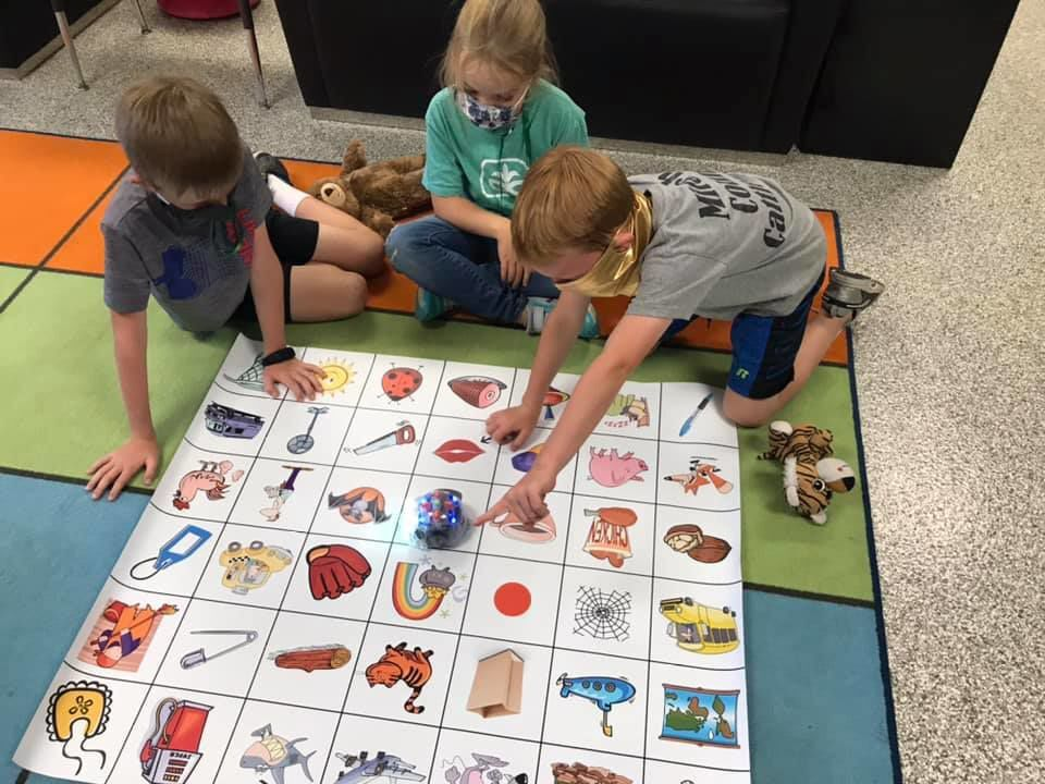 First graders Osage