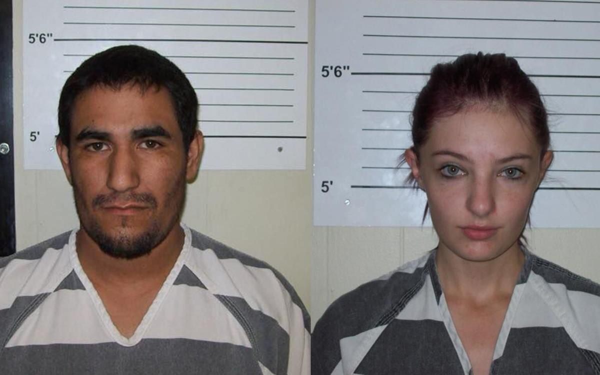 Zachary Paul Koehn and Cheyanne Renae Harris