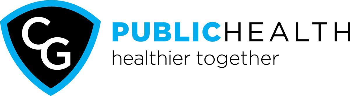 CG Public Health new look