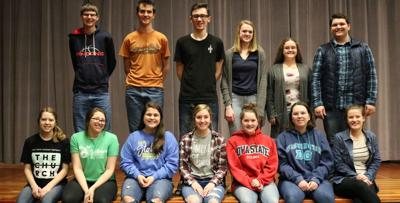 FCHS State Speech students