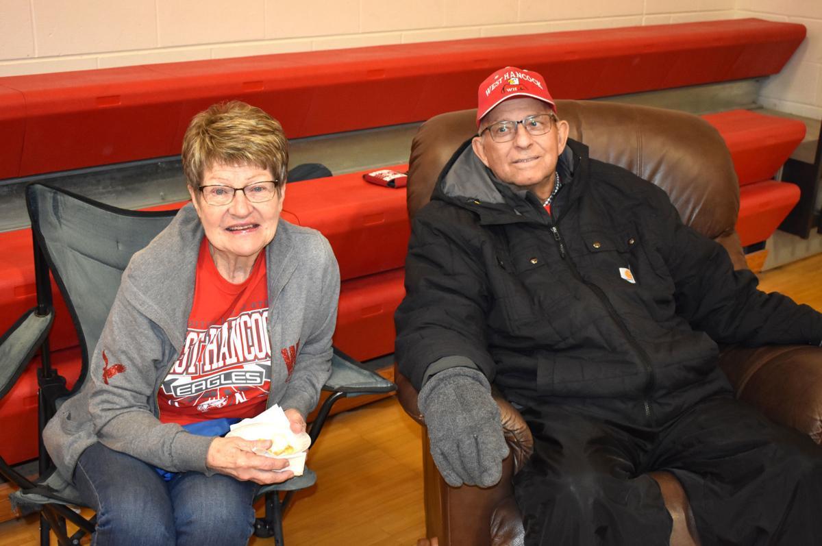 Linda and Bob Sanger