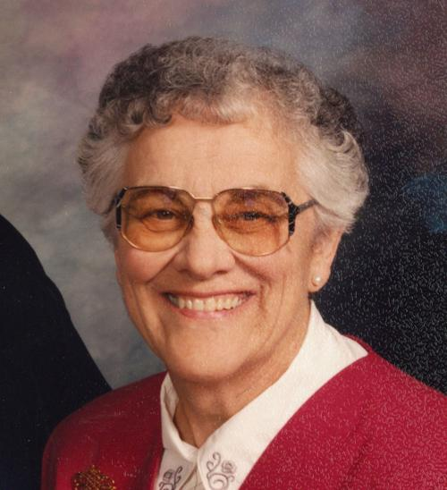 Norma Jean (McCutcheon) Krebs