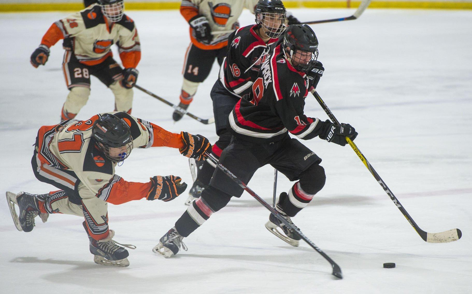 Hockey Mason City vs Omaha 1 Photos