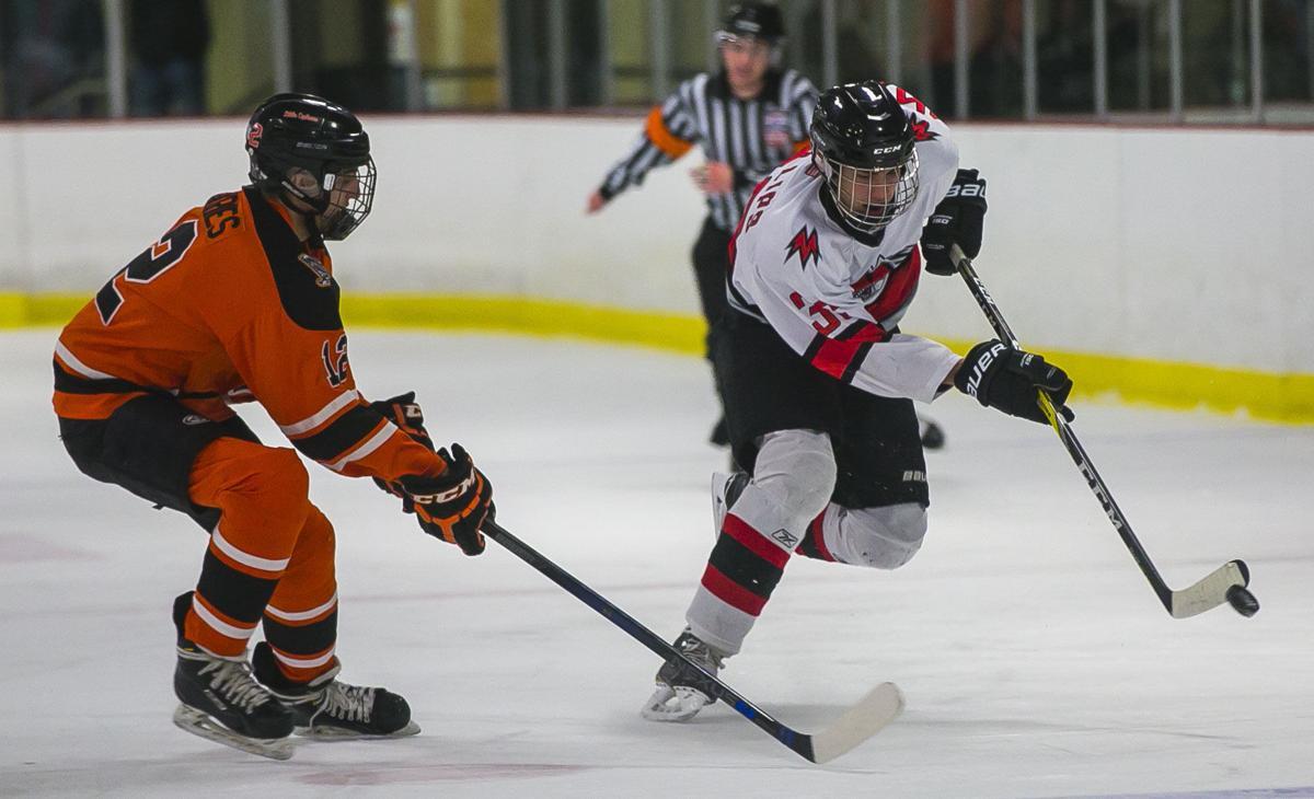 Hockey Mason City vs. Ames 1