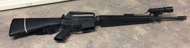 Colt M16 A1 rifle