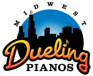 Midwest Dueling Pianos logo