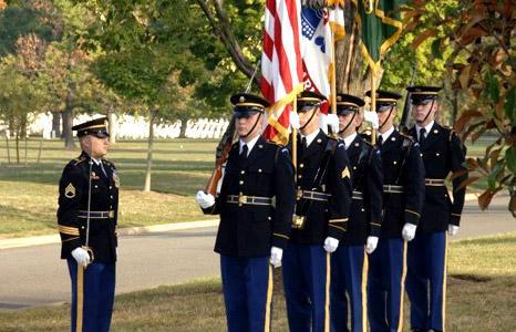 Fort Myer Va >> Dream of Army career poisoned? | Mason City & North Iowa ...