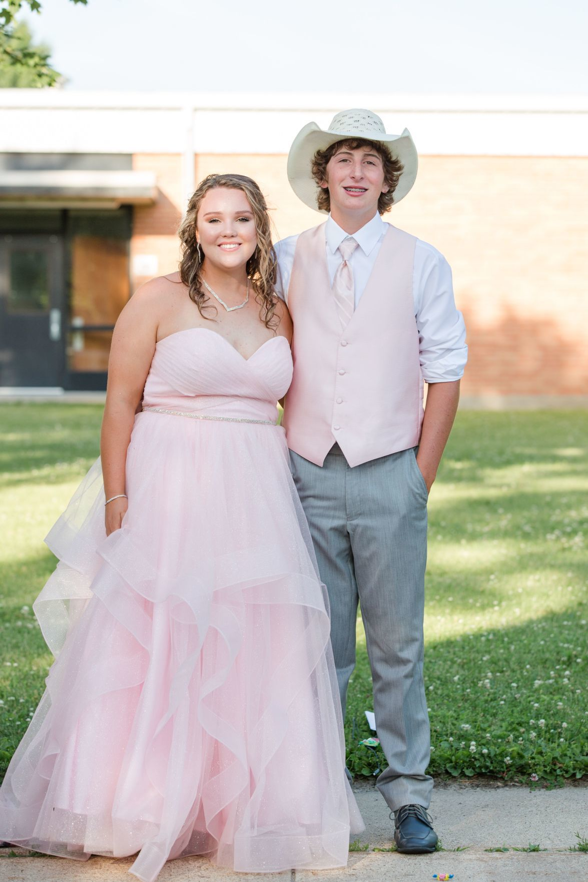 Callee Fair and Theo Klaes