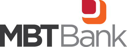 MBT Bank logo