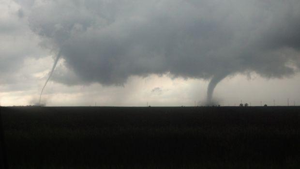 Image Gallery Multiple Tornadoes