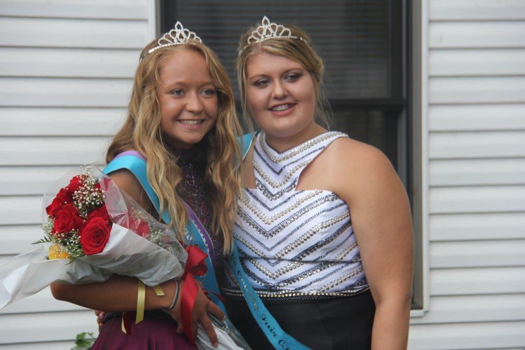 Winnebago County Fair Queen