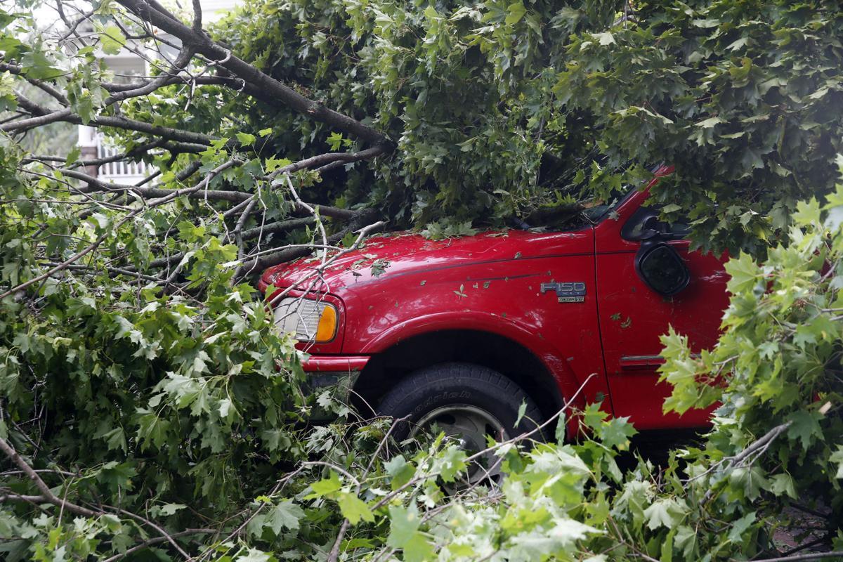 Severe weather Iowa