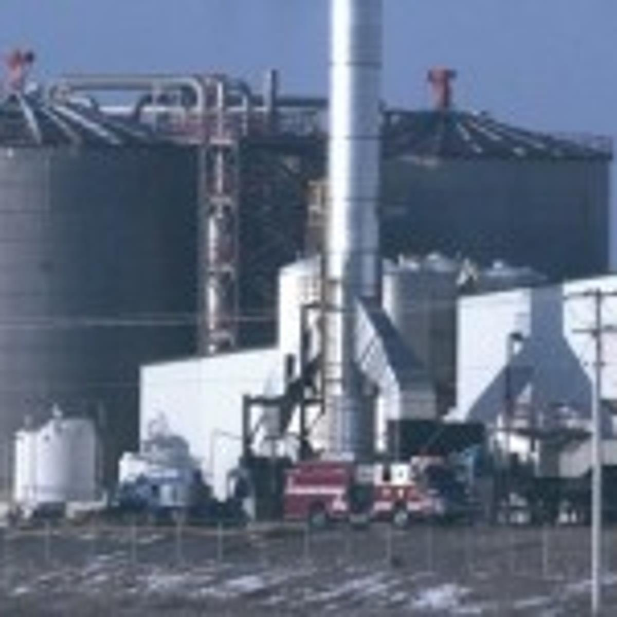 Power outage identified as cause of Golden Grain fire