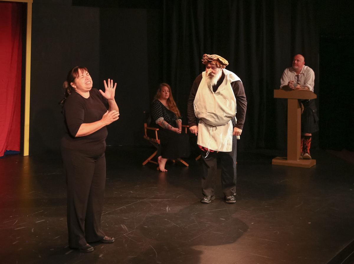 Mason City Community Theatre - The Brothers Grimm