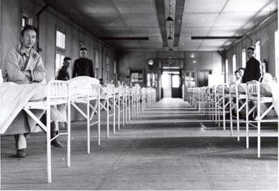 "More than a century ago, the ""Spanish flu"" left its mark on Northern Iowa"