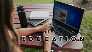education weblogo
