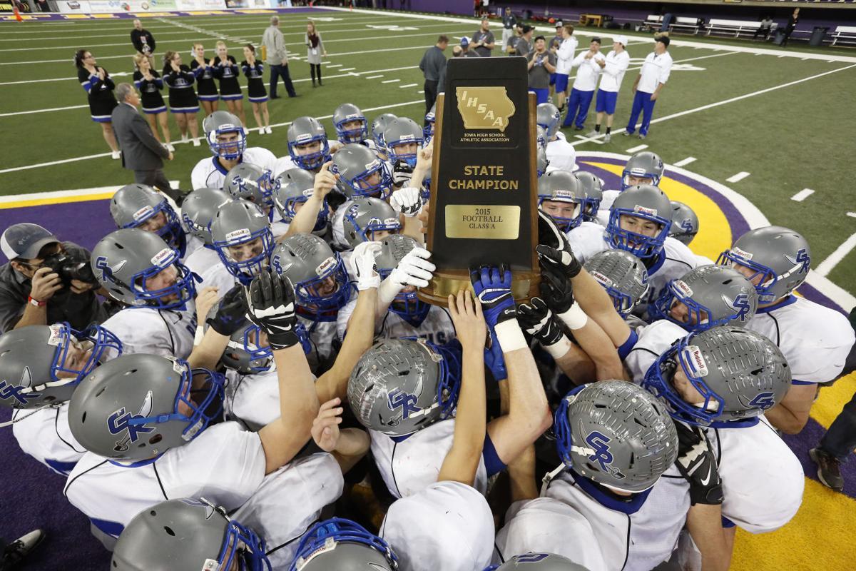 Photos: Iowa High School Football Championships | North Iowa