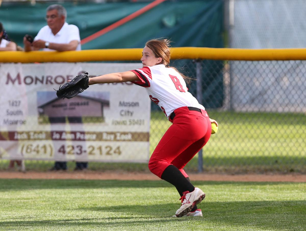 Mason City High School vs Southeast Polk softball