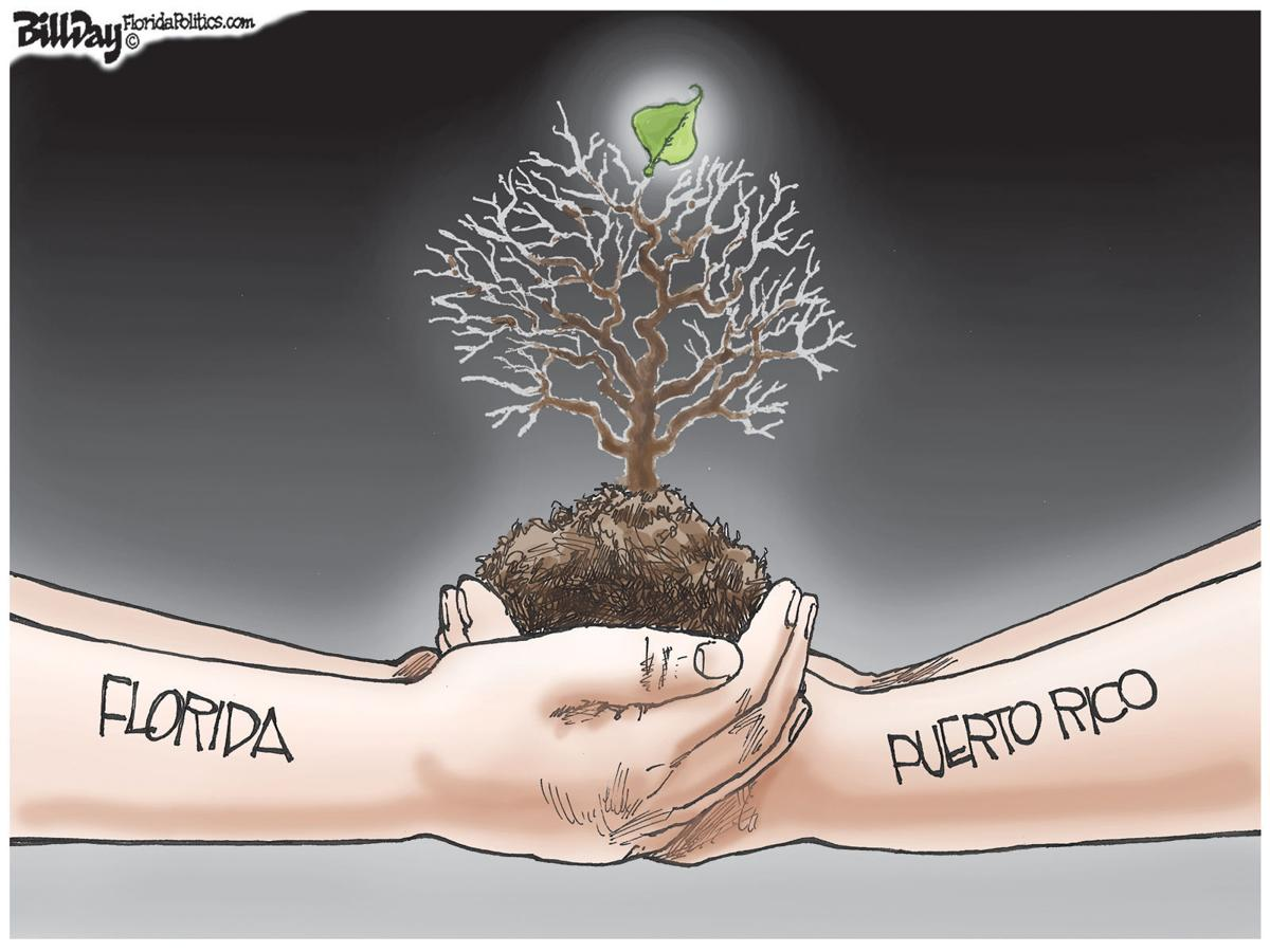 New Life by Bill Day, Cagle Cartoons
