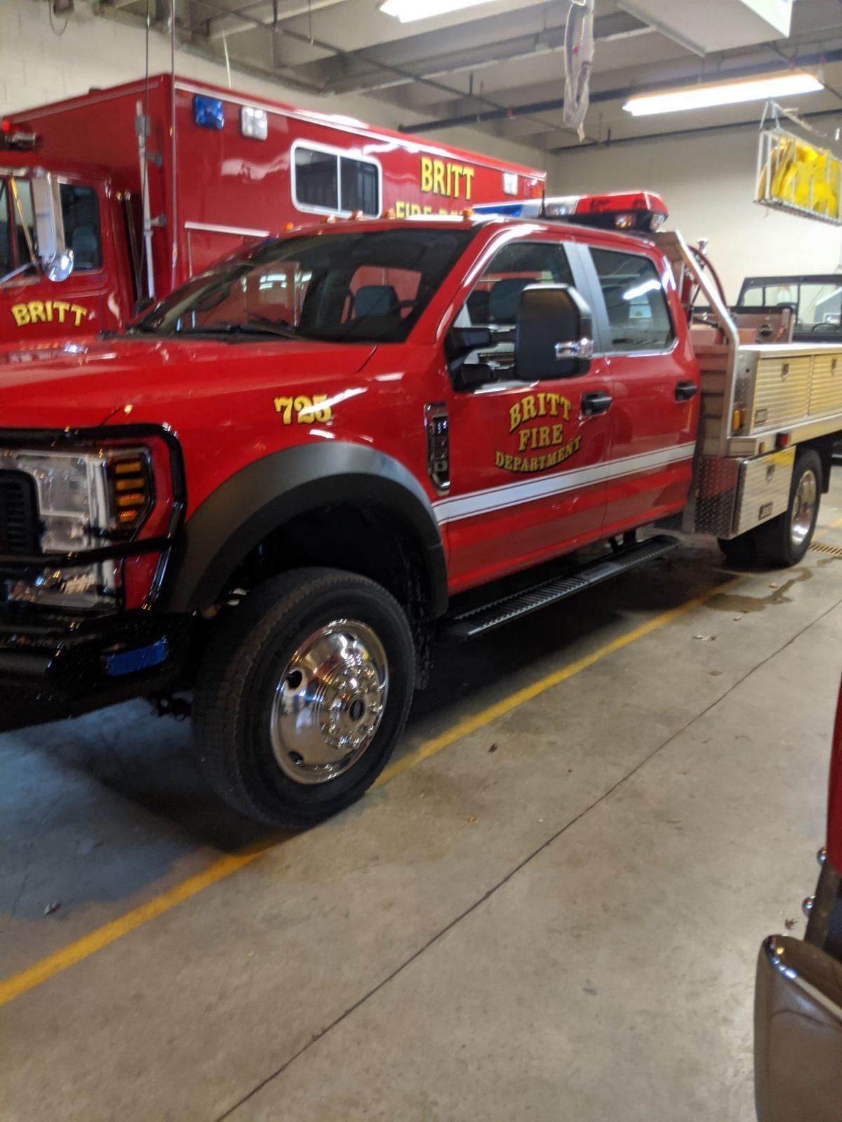 Britt Fire Department