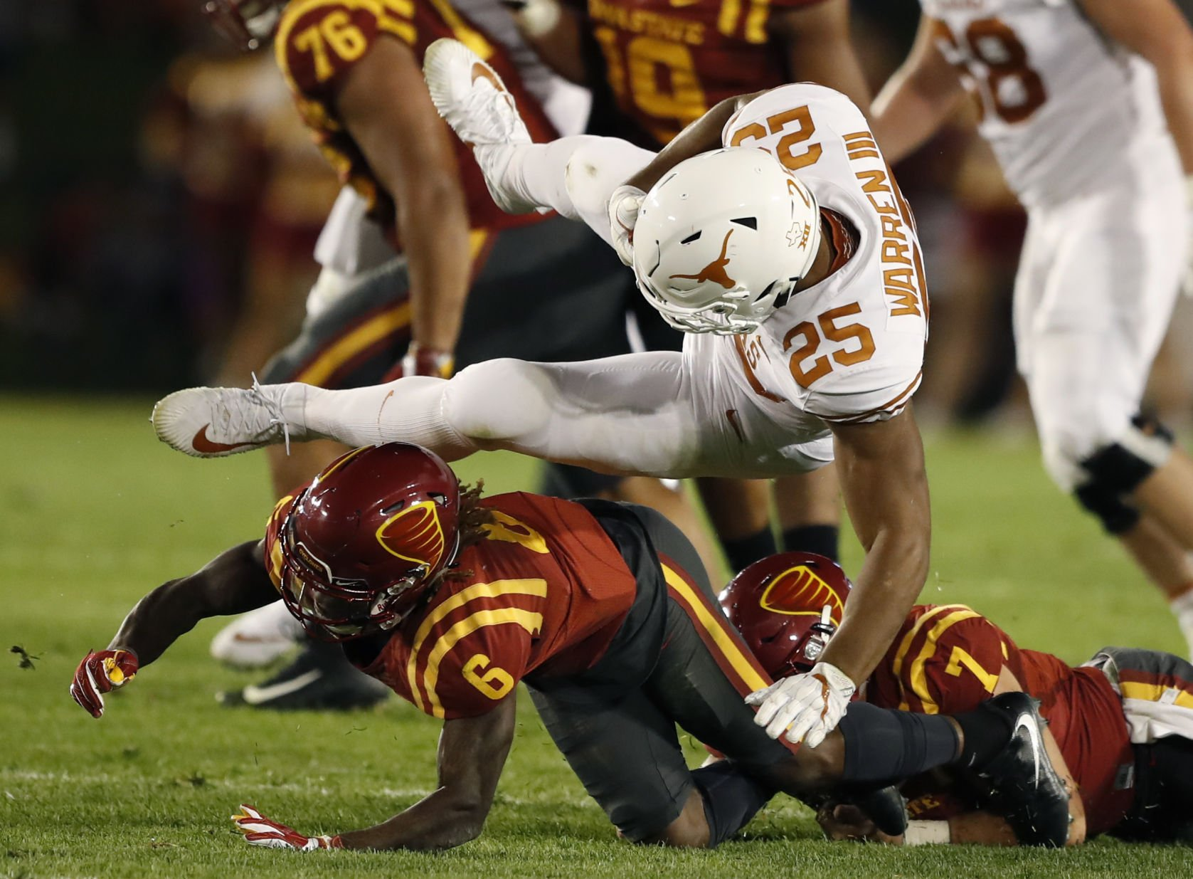 How to Watch Texas vs. Iowa State