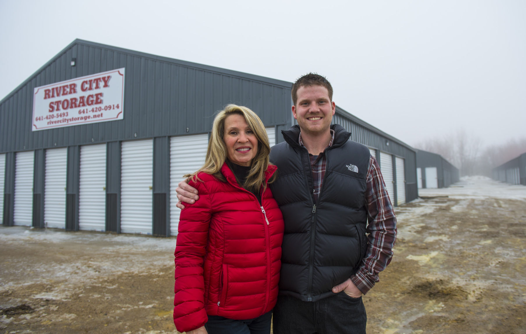 Mason City Mom, Son Fill Storage Need With New Business