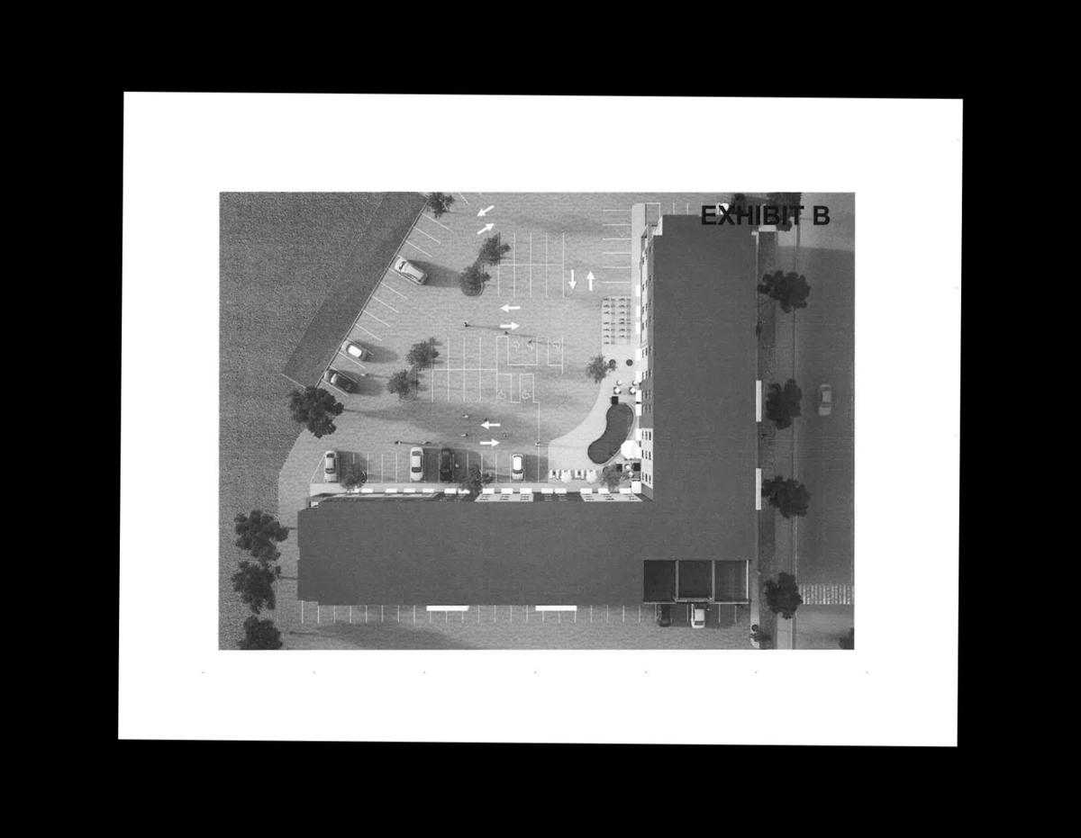 Talon Development Proposed Designs (Exhibit B)