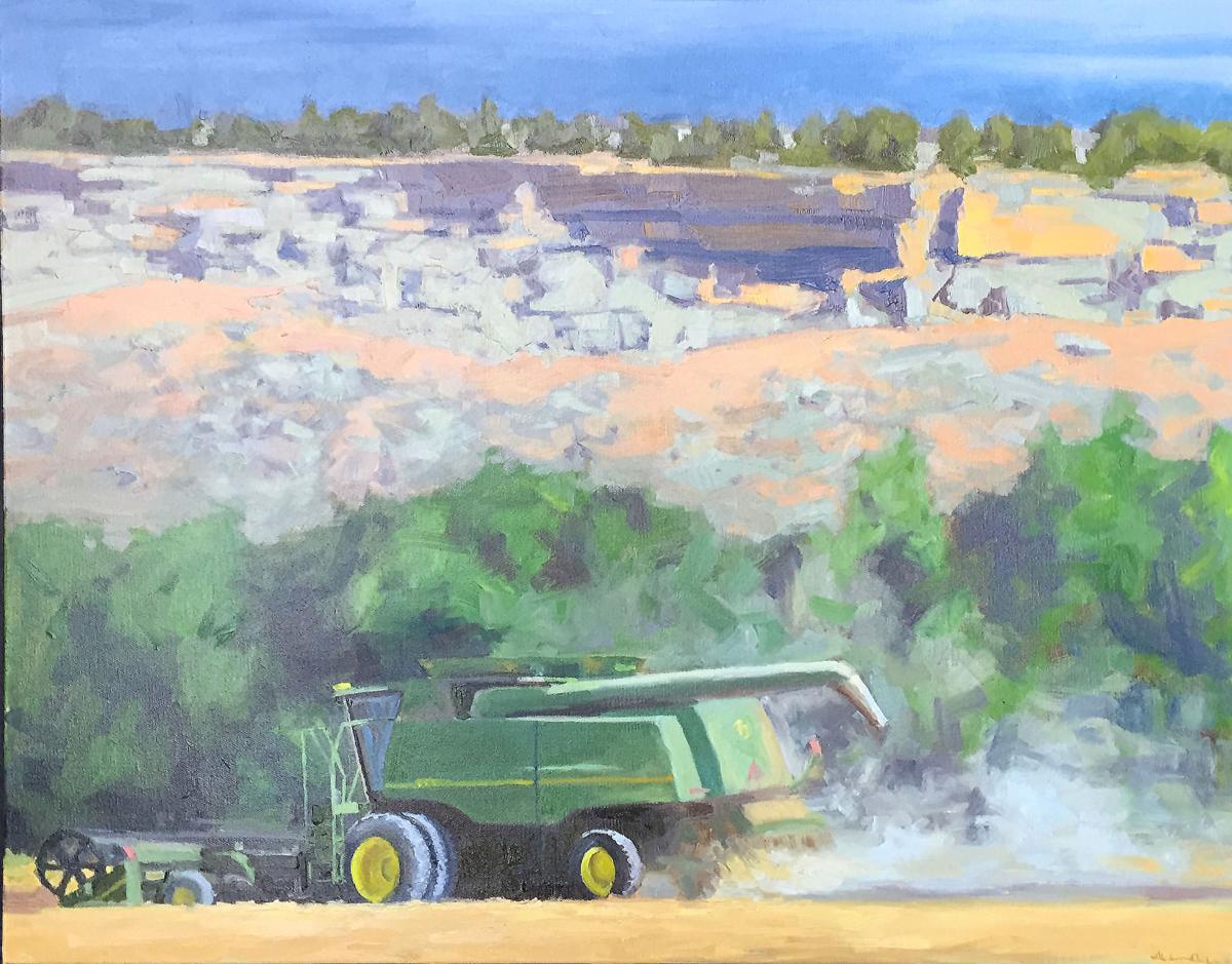 """Harvest Basin"""