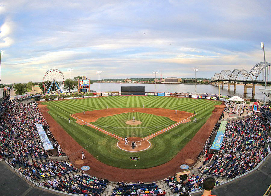 River Bandits ball park