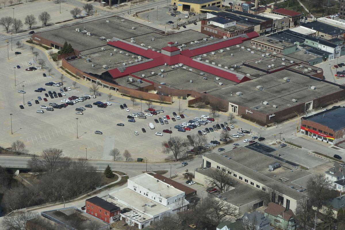 Aerials Mason City Southbridge