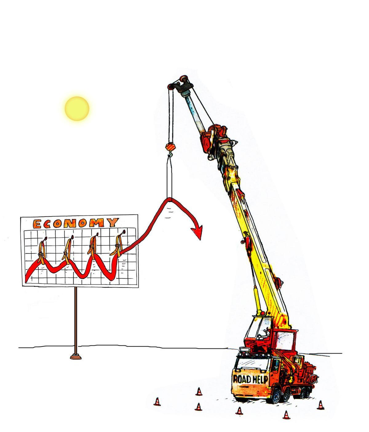 Economic Aid by Pavel Constantin, Romania