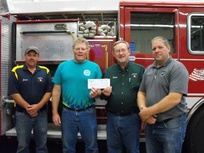 Osage Co-op Elevator makes donation