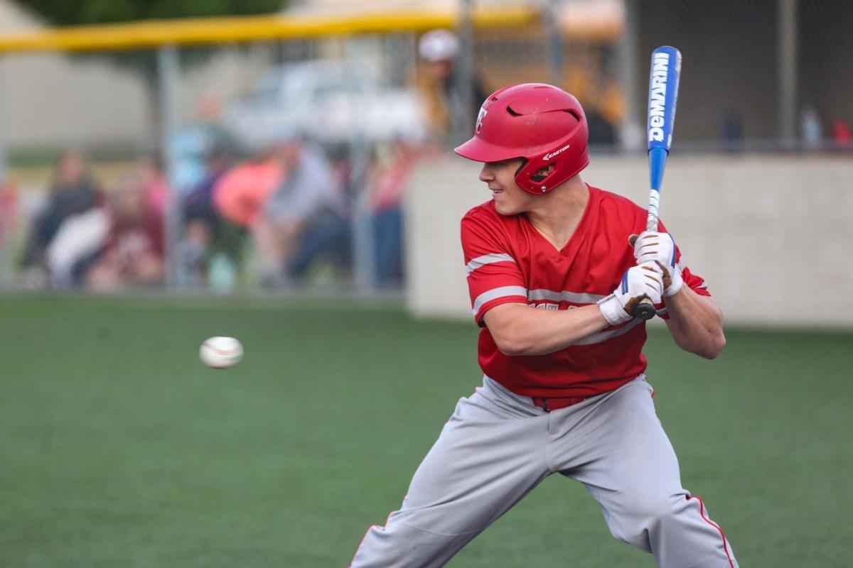 Forest City baseball vs GHV - Reese Moore