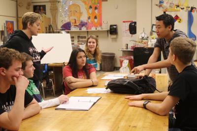 Garner-Hayfield-Ventura students