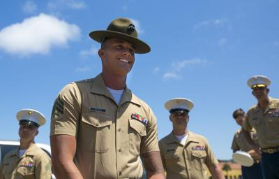 Making Marines: California drill instructor 'truly cares' about