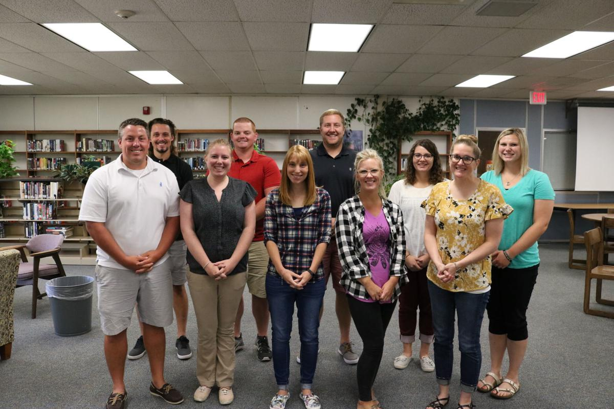 FCCSD New Staff