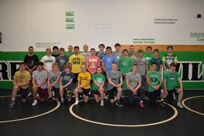 Osage High School Boys Wrestling