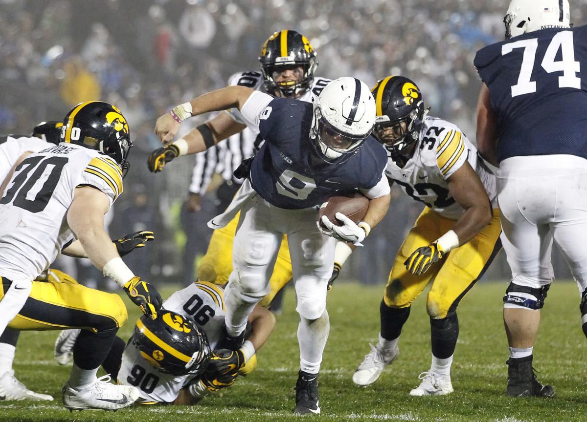 Iowa Football Division Title Still Possible Despite Mixed Bag In