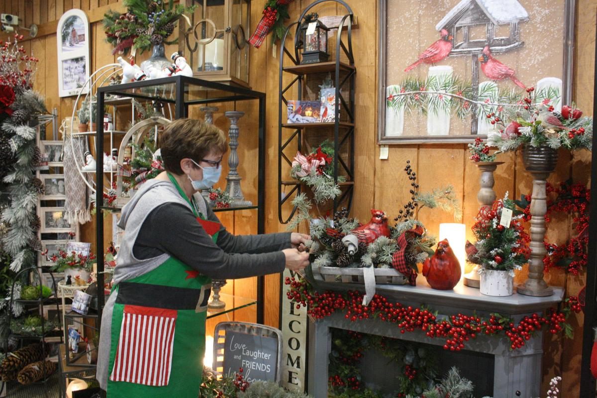 North Iowa Christmas Trees 2020 Decking the halls in North Iowa: Greenhouses, floral shops